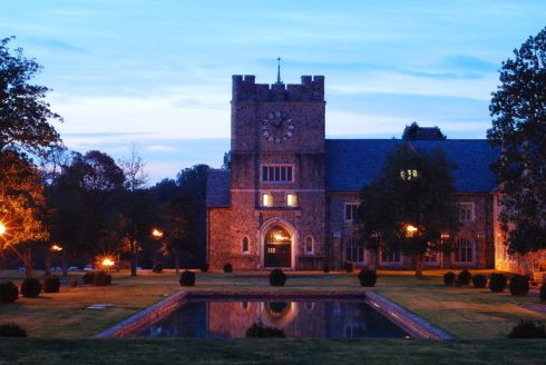 Berry College. Prettiest campus out there, none can compare