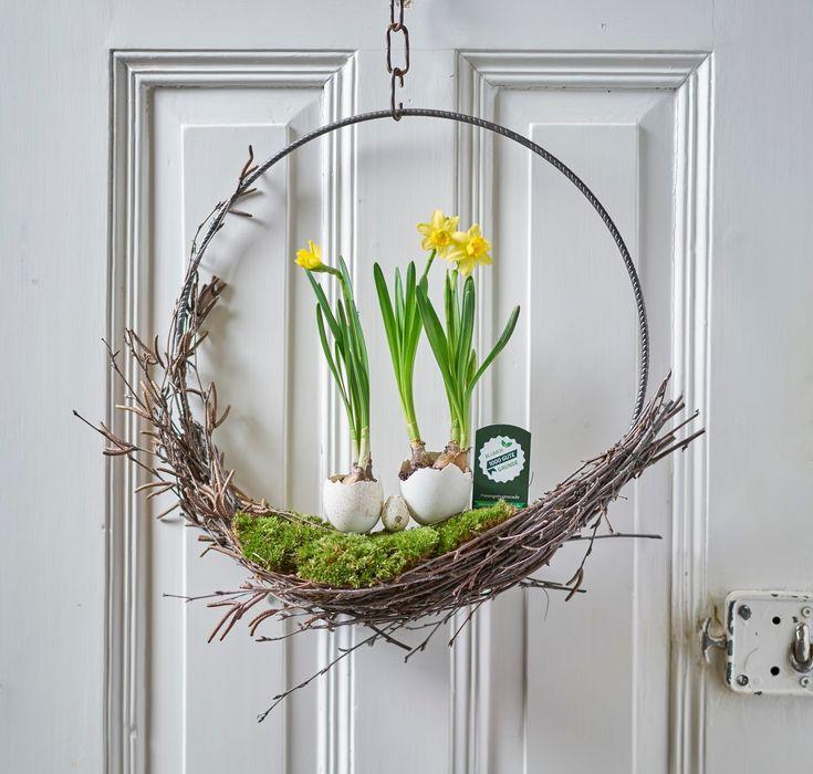 Frühlingsdeko Für Ostern