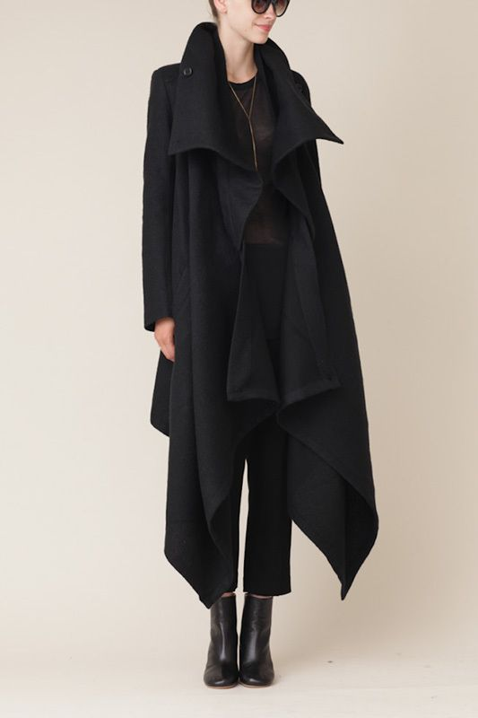 Featuring Cybelle Coat