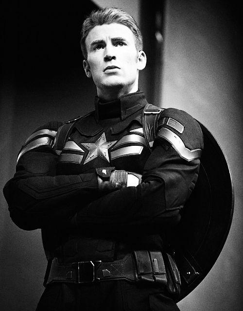 Chris Evans, Captain America: The Winter Soldier