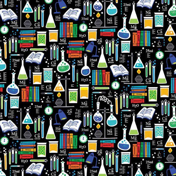Bernartex Academic Club Black Good Chemistry Novelty Fabric by the yard 8071B-12 by Zimpro on Etsy https://www.etsy.com/listing/227942028/bernartex-academic-club-black-good