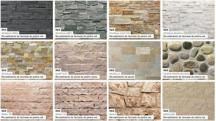 Fachadas de piedra de casas modernas [Fotos de fachadas] | Construye Hogar