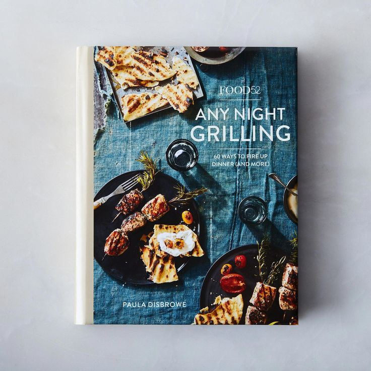 Signed Copy Food52 Any Night Grilling on Food52