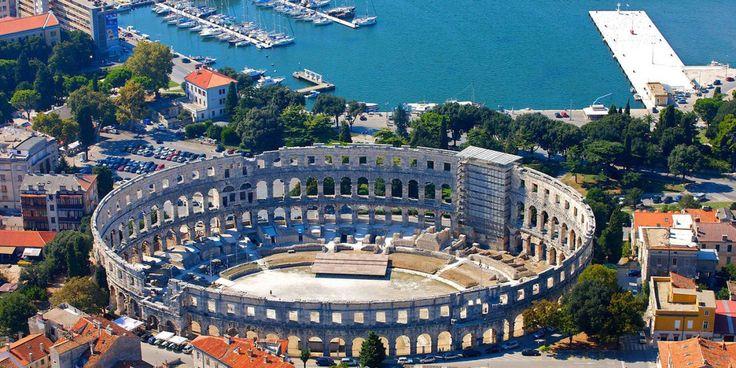 Наедине с природой: 6 лучших кемпингов Хорватии