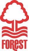 Nottingham Forest F.C. Nottingham Forest F.C. Nottingham Forest logo.svg Full nameNottingham Forest Football Club Founded1865; 151 years ago[1] GroundThe City Ground Capacity30,445 OwnerThe Al Hasawi family ChairmanFawaz Al-Hasawi ManagerPaul Williams (interim) LeagueThe Championship 2014–15The Championship, 14th WebsiteClub home page Proud to be Al Hasawi ♥️