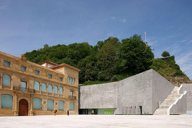 Museo San Telmo. San Sebastian.  Inaki Caperochipi Photography