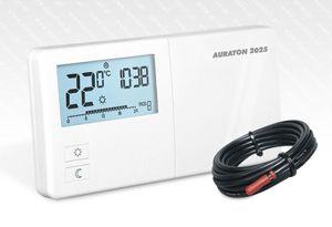 Termostat pardoseala 2025P | Panouri solare-fotovoltaice