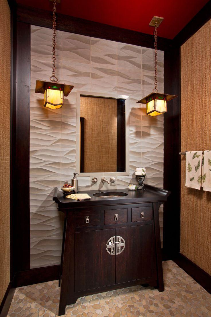 Lighting The Throne Room Teakwood Builders Asian Bathroom Bathroom Styling Rustic Bathroom Vanities