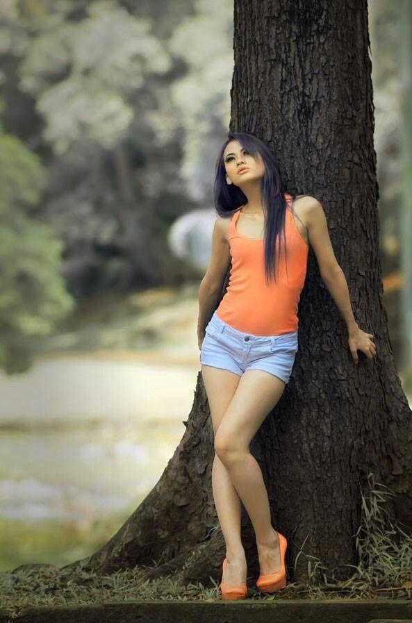 EMMA KURNIA -- Sexiest Indonesia Model