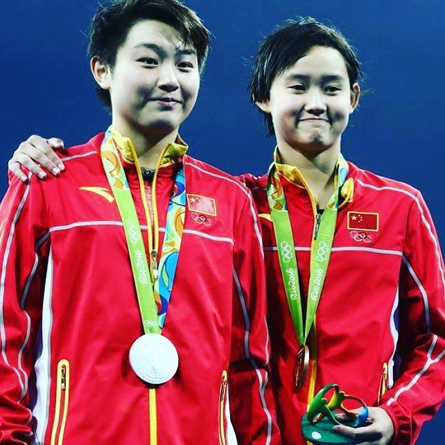 Chinese swimming team #rio #China #rio2016 #volleyball #olympics #brazil #Netherland #swimming #makeithappen #countdown #roadtorio #wirhabeneinziel #timebrasil #brasil #football #brasilfootball #rionews #rioexpress #expressnews #sportsnews #instanews #instasports #tbt #like #follow #2016olympics #competition #schedule #Rumba #espanol