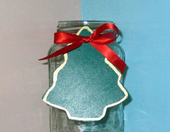 Christmas Table Decor / Table Decorations by CarolesWeddingWhimsy, This set of 7 Christmas Table Decoration, Christmass Tree Buffel Labels.  Chalkboard Christmas Trees can be found here https://www.etsy.com/listing/172490922/christmas-table-decor-table-decorations