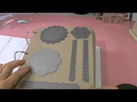 Super Storage Solution! - YouTube - Clear Stamps, Rubber Cling and metal dies all in one binder - Stampers Best storage sheets used for all - stampersbest.com