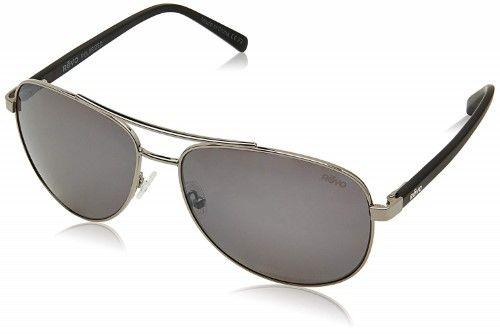 982f2f4226 Revo RE 5021 00 GY Shaw Polarized Aviator Sunglasses