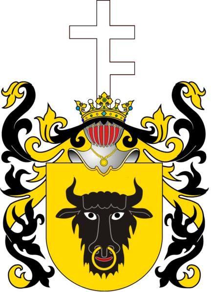 Coat of arms Wieniawa of polish noble family, variant  -  https://www.facebook.com/photo.php?fbid=1474910006114556