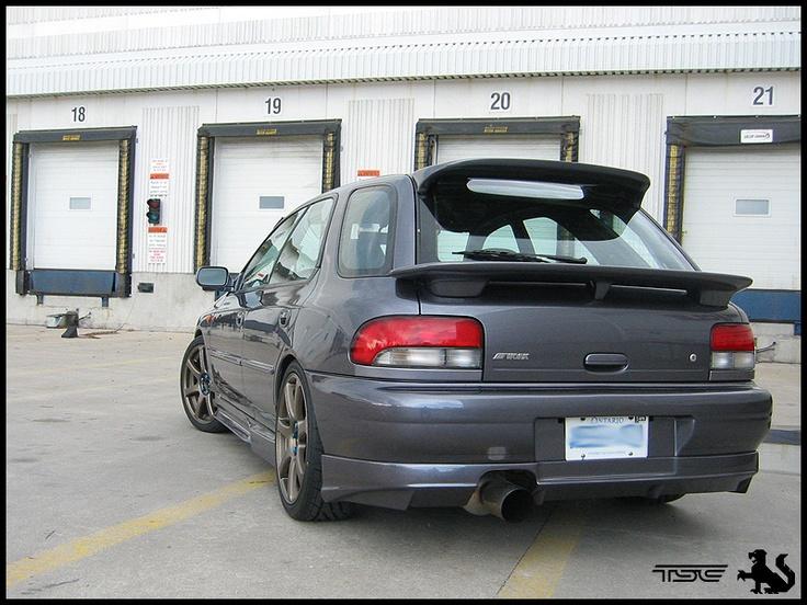 1st Generation: 1999 GF8 Subaru Impreza WRX STi Wagon ooooooohhhh