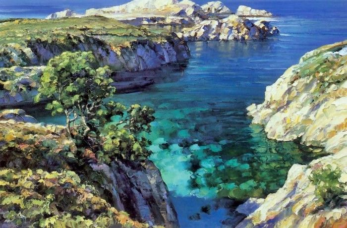 работы Howard Behrens – 05