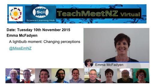 TeachMeetNZ - McFadyen_Emma