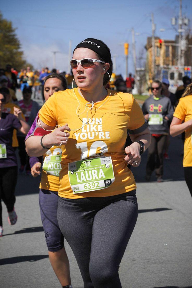 Runners: Laura