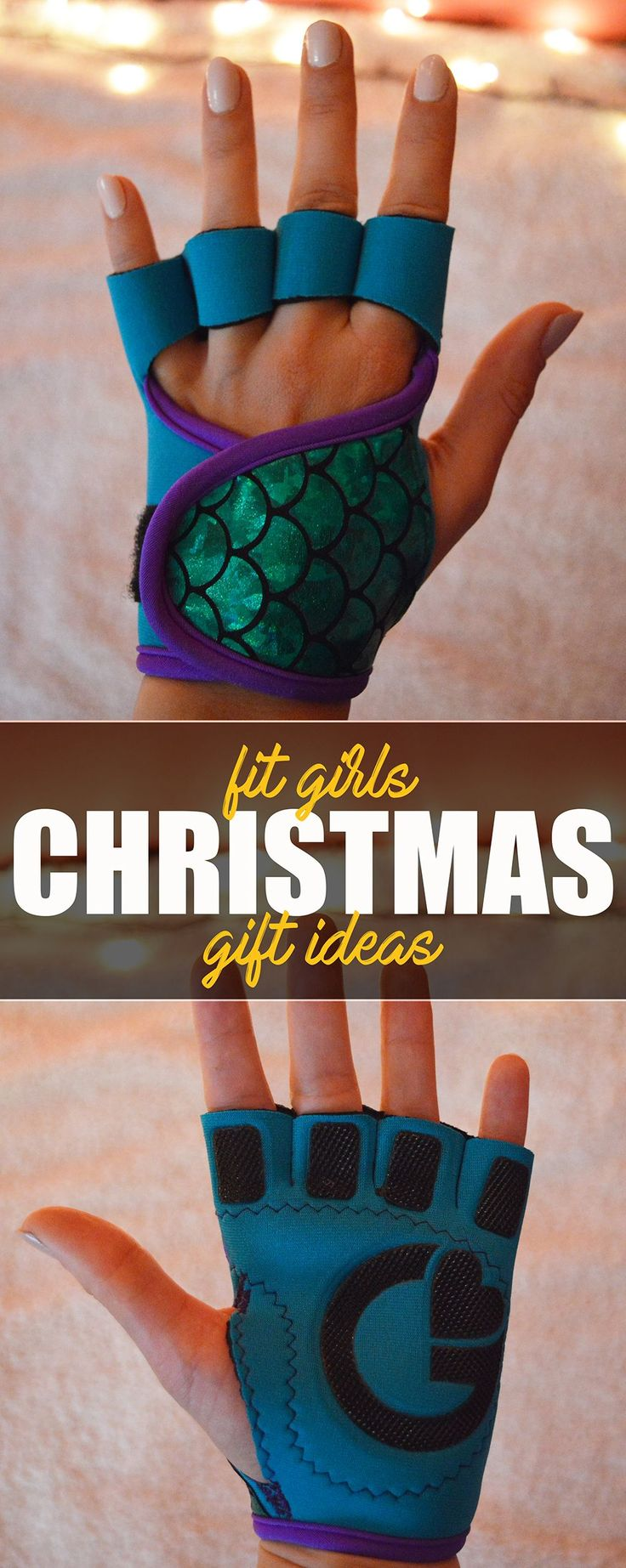 A list of 25 amazing, inspiring, creative and budget friendly Christmas fitness gift ideas for your friends and family who love fitness.