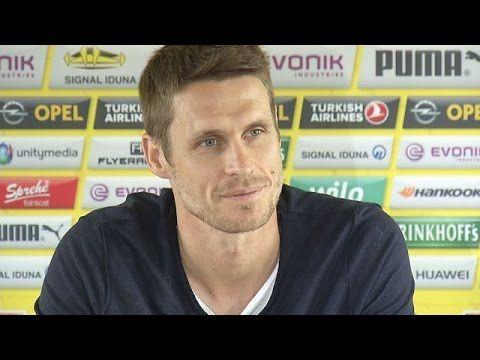 Pressekonferenz: Sebastian Kehl im Interview zu seinem Karriereende | BVB total! |
