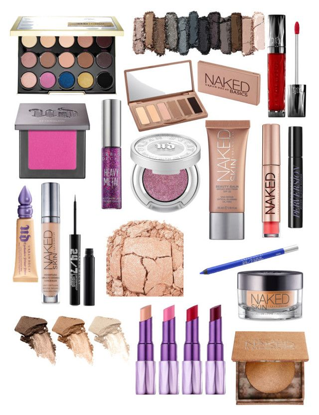 """Urban Decay Makeup"" by jasmine-dunkley on Polyvore featuring beauty and Urban Decay"