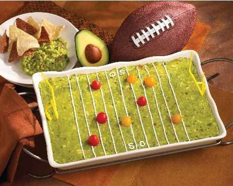 Guacamole #superbowl