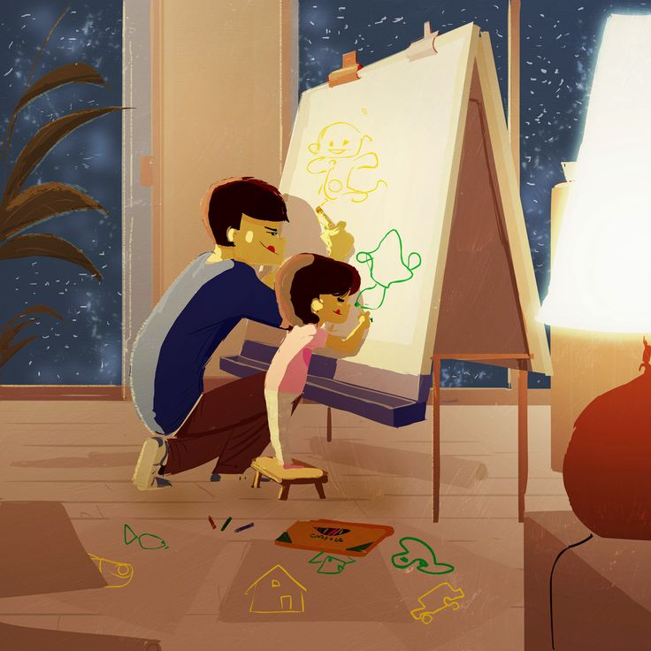 It runs in the family - Pascal Campion