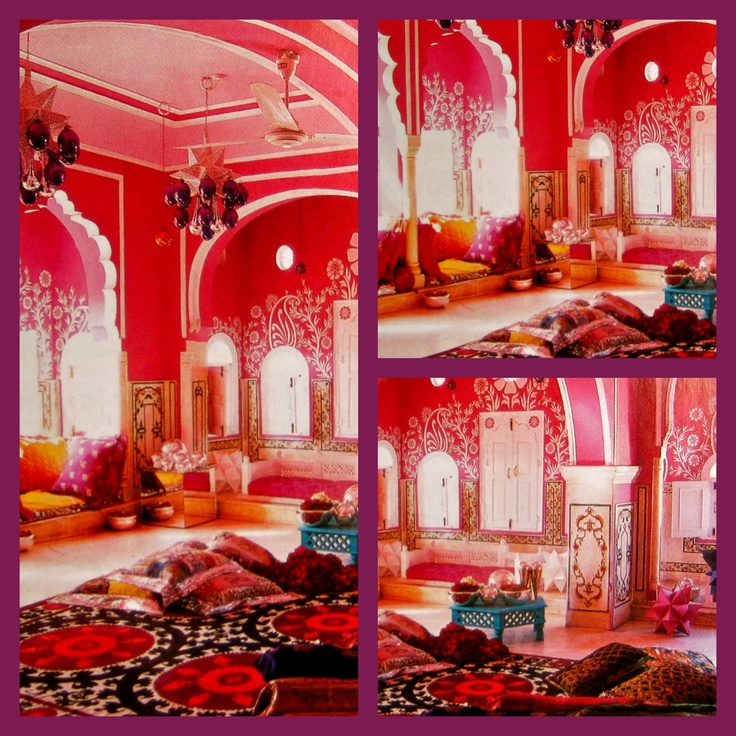 Pink Indian theme bedroom. 17 Best ideas about Arabian Bedroom on Pinterest   Arabian nights