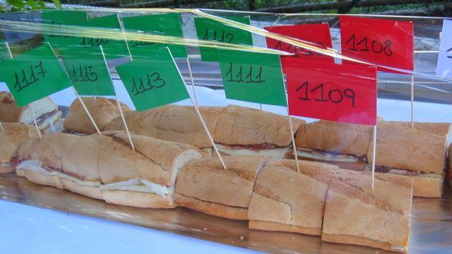 Festa del Paninazzo: a Costacciaro 1200 panini farciti