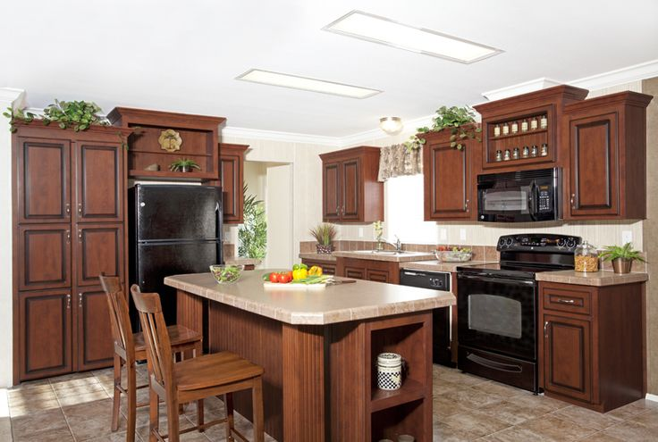 manufactured home interior pictures | Luxury Mobile Homes (Manufactured Homes)