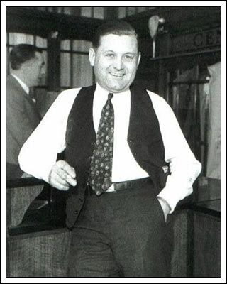 """George Moran (August 21, 1891 - February 25, 1957), better known by the alias """"Bugs"""" Moran, was a Chicago Prohibition-era gangster. He has been credited with popularizing the act of drive-by shooting."""