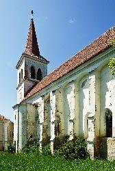 Biserica evanghelica fortificata din Beia