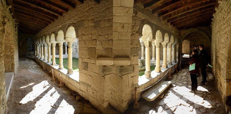 Ruta dels castells Claustre Castell de Mur #Pallarsjussa