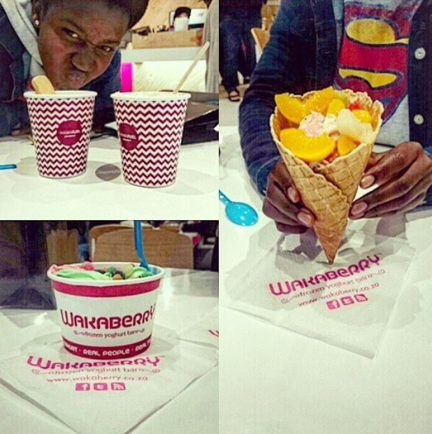 Happiness all round with Wakaberry!