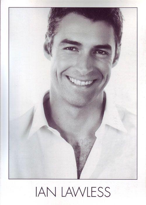 Model Ian Lawless