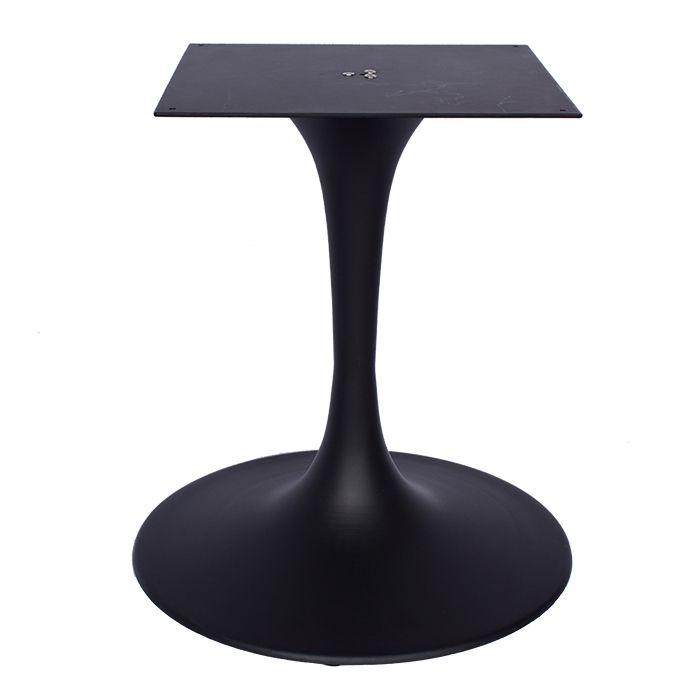 Tulip Shape Powder Coat Table Base Trumpet Table Base Table Base Table Dining Table Bases