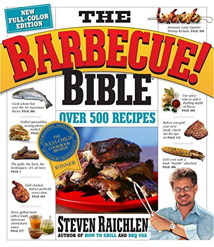 The Barbecue! Bible 56 Dry Rub Recipes