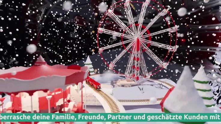 XALTUS digitale Weihnachtskarte Angebot 2020