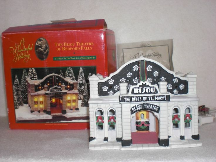 1000 Images About It 39 S A Wonderful Life On Pinterest Snow Falls Decoupage And Figurine