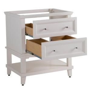 Home Decorators Collection Teasian 30 In Vanity Cabinet Only In Cream Home The O 39 Jays And