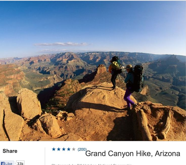 Grand Canyon Trek, Arizona