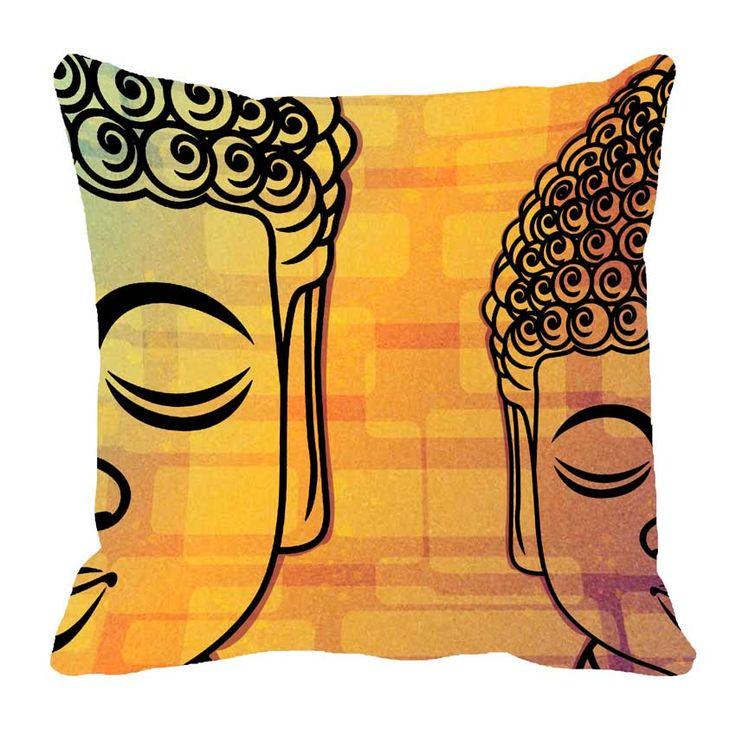 Mirror Saint Cushion Cover (16x16) #cushions #cushioncovers #pinit #pinterset #shazliving #interior #homedecor Shop at: https://www.shazliving.com/