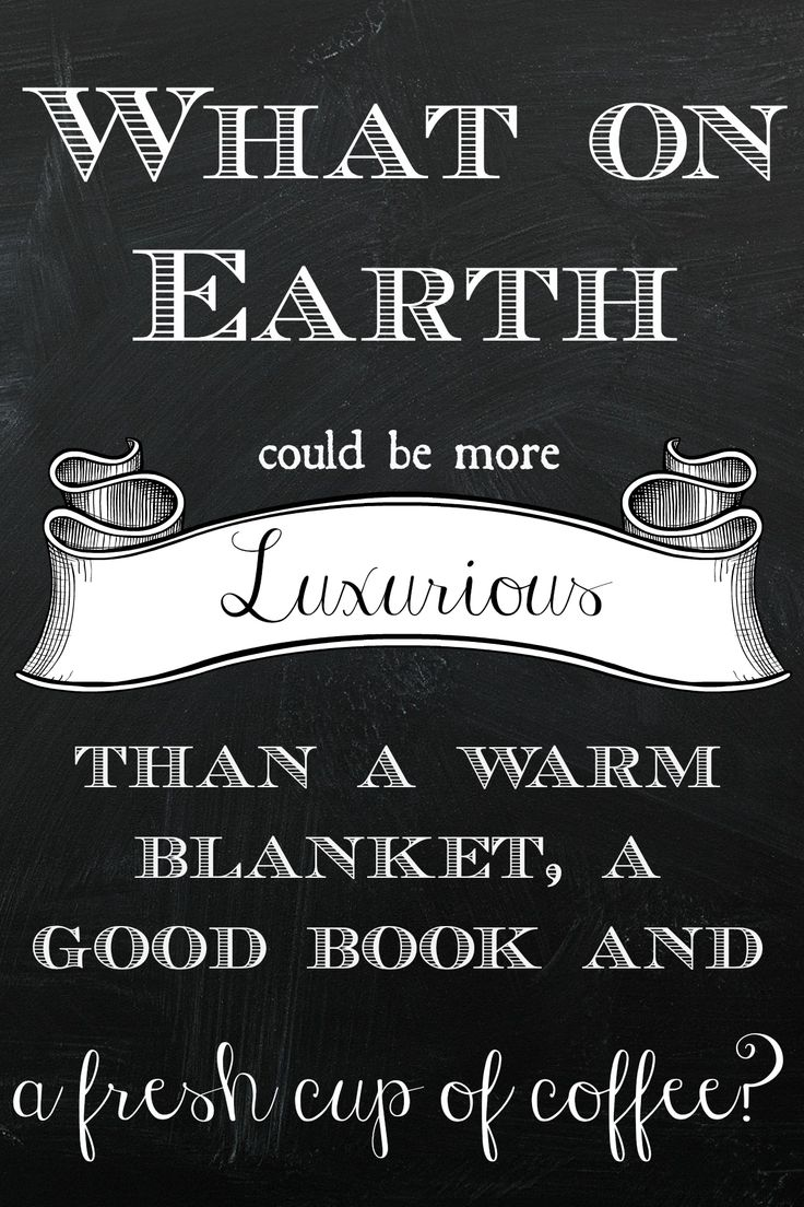 Which board do I pin this to - my Coffee board or Books board or So True board or The Best board or Creature Comforts...
