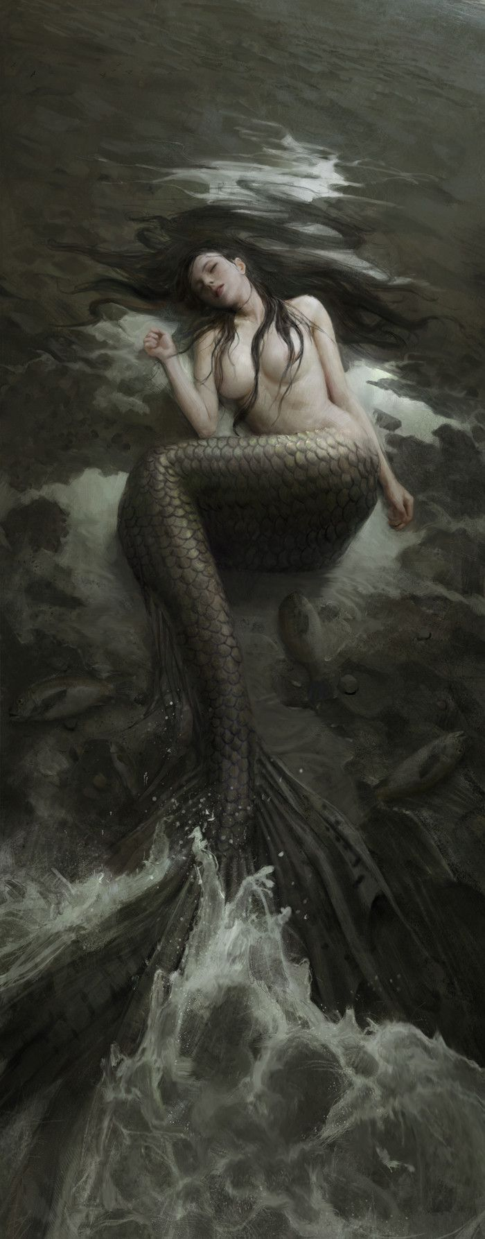 Mermaid by Sangsu Jeong