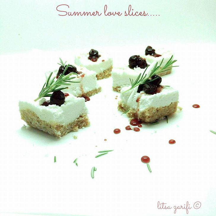 Summer love slices