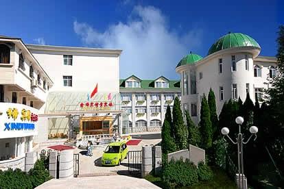 Top Hotel Near Lushan
