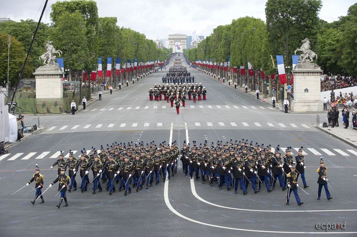 bastille day parade paris 2011 youtube