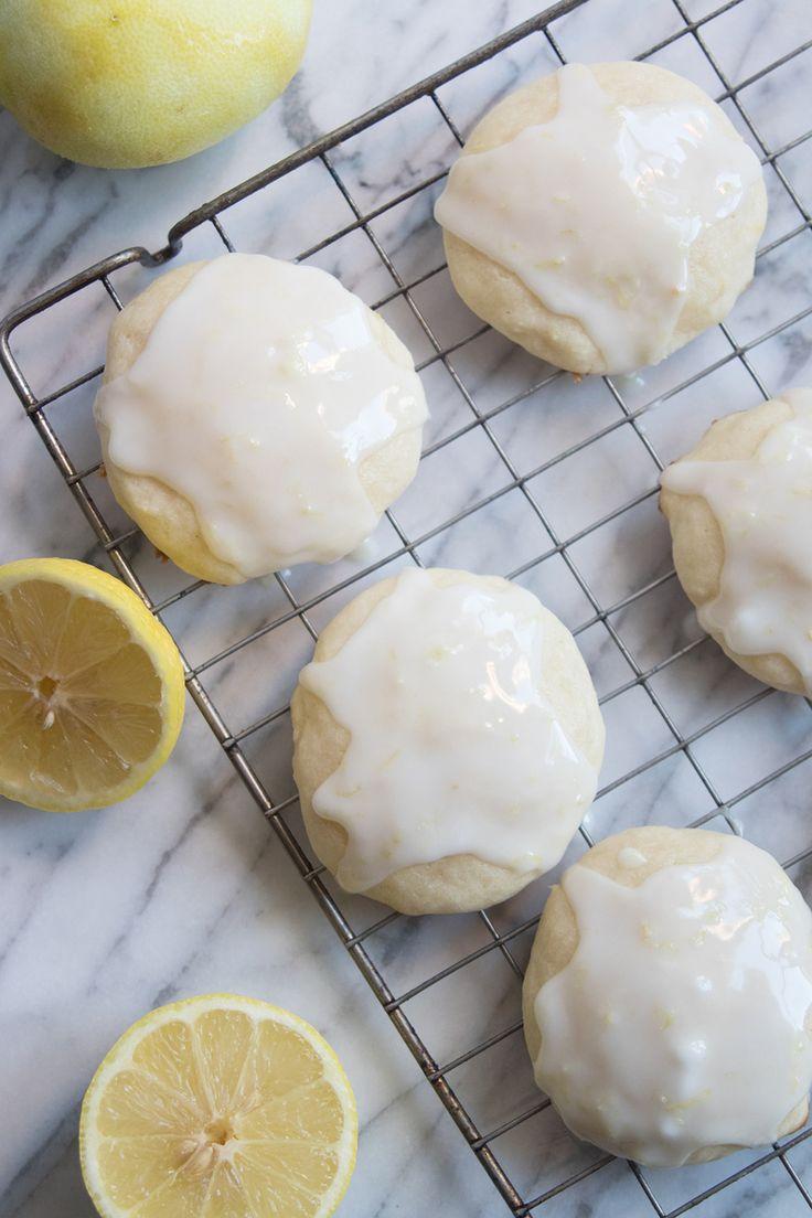 Giada's New & Improved Lemon Ricotta Cookies - Giadzy