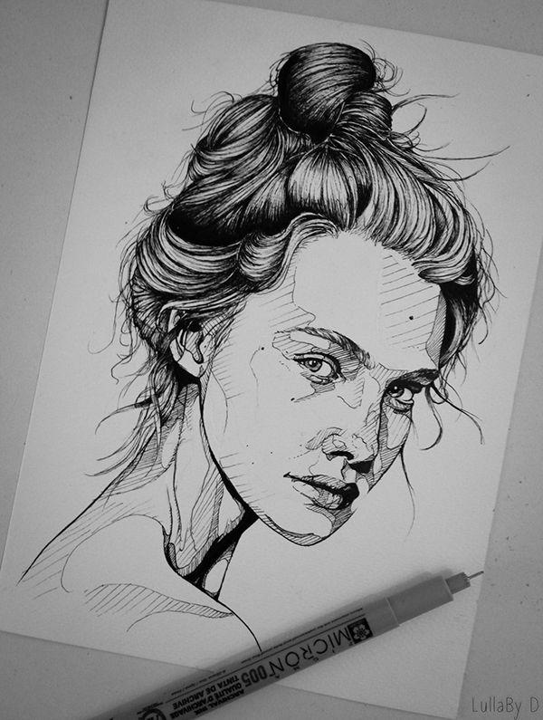portrait sketches – Part II ( in progress)