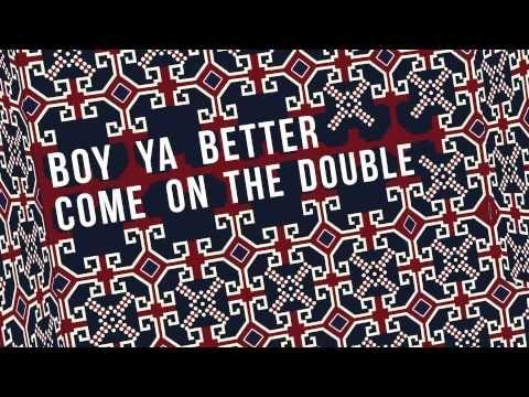Jessica Agombar - Double (lyric video)
